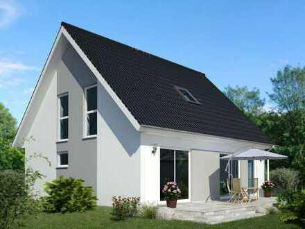 Modernes Einfamilienhaus mit Garten! Garage und Keller möglich!