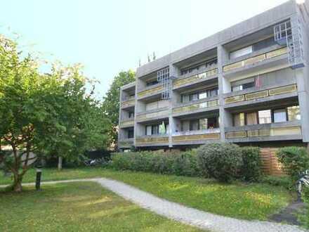 Apartment mit großem Balkon zur Kapitalanlage in ruhiger Lage von München-Freimann