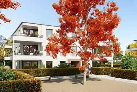 ROSENPARK STADTVILLEN UHINGEN - Penthouse-Maisonette - 4 Zimmer 106 qm - parkähnliches Grundstück