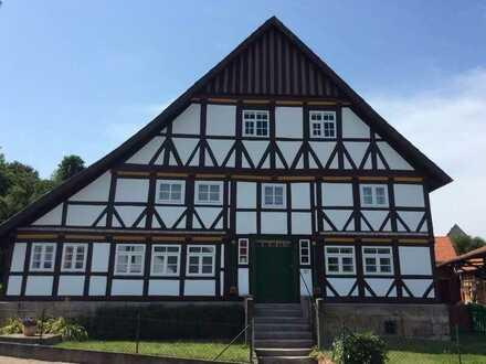 Sehr schöner Resthof mit NG, Weide, 2 Bauplätzen im Leinebergland