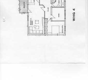 Von Privat gepflegte 3-Zimmer-Wohnung