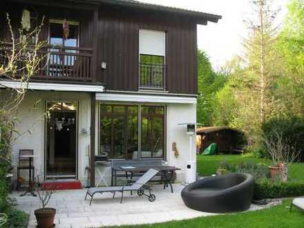 reizvolle DHH m.großem Garten in Ottobrunn/Riemerling, von Privat
