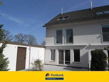 Exklusives REH mit zwei Garagen, EBK, Sauna und Alarmanlage in Nürnberg - Pillenreuth