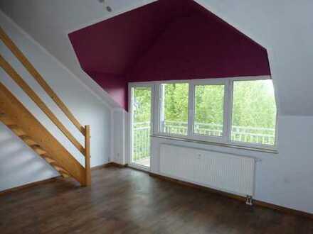 Preiswerte 2-Raumwohnung mit Balkon in Oberlungwitz