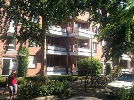 Helle 1,5 Zimmer Whg mit Balkon - 5 Min zu Fuß zum Hbf