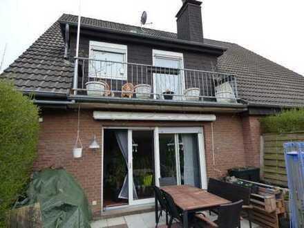 Steinfurt-Borghorst, großzügige Doppelhaushälfte mit Vollkeller zu verkaufen