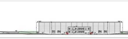 NEUBAU-PROJEKT! Lagerflächen mit Büroräumen in einem Logistikpark - Details in der Beschreibung!