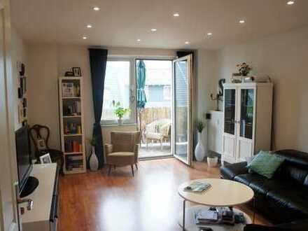 Helle 3-Zimmer-Wohnung mit sonnigem Südwestbalkon, in sehr ruhiger Lage (provisionsfrei)