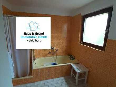 Haus & Grund Immobilien GmbH - traumhafte 5-Zimmer Wohnung auf zwei Etagen in Neckargemünd
