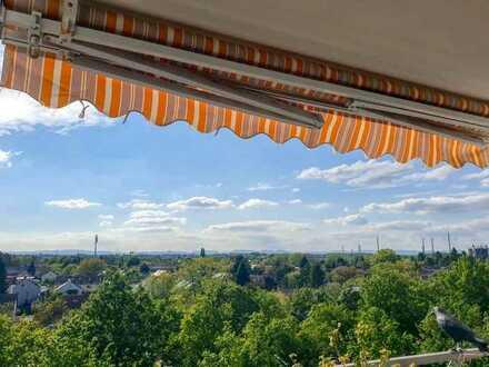 KA-Nordweststadt: Ruhiges Wohnen mit herrlichem Weitblick