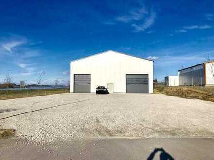 Lagerhalle in Hohenwart / Nähe B300 zu vermieten!