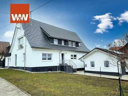 Traumhaus für 2-Familien im Ortsteil von Löffingen 2017 aufwendig Kernsaniert!