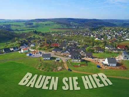 Panoramablick übers schöne Naheland, Baugrundstücke in Bad Sobernheim