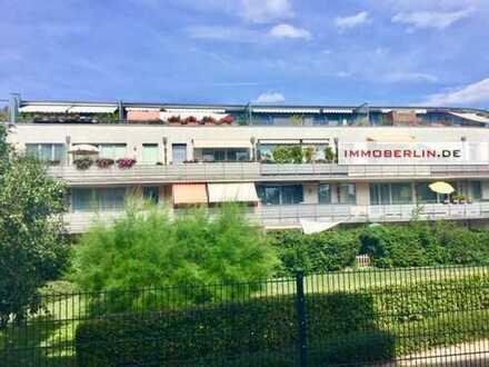 IMMOBERLIN: Sonnige vermietete Wohnung mit Südwestbalkon in mehrfach attraktiver Lage