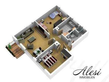 Schöne 3-Zimmer Wohnung in gepflegter Wohnanlage