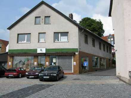 Etagenwohnung mit teilausgebautem Dach, Bad Camberg, Kernstadt