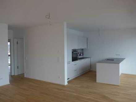 Stilvolle, neuwertige 2-Zimmer-Wohnung mit Balkon und Einbauküche in Milbertshofen, München