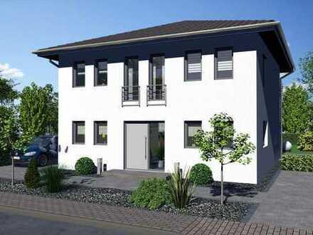 Modernes, zweigeschossiges Einfamilienhaus im grünen Duisburg- Baerl