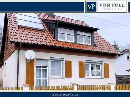 Einfamilienhaus mit Charakter in zentrumsnaher Lage