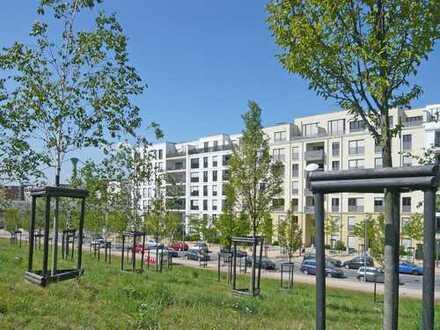 """""""Le Flair"""" Düsseldorf-Pempelfort, moderne 2-Raumwohnung mit Parkett u. Terrasse in begehrter Lage."""