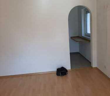 Exklusive, neuwertige 1-Zimmer-Wohnung mit Balkon und Einbauküche in Weiden