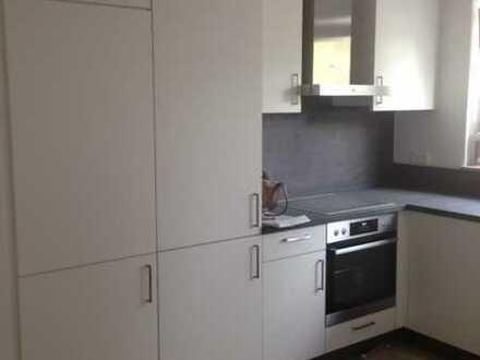 Neu sanierte Zwei-Zimmer-Wohnung mit großem Gartenanteil