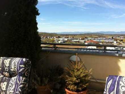 Penthouse mit Panoramablick