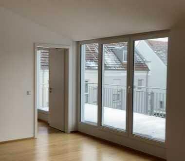 wundervolle 5 Zimmer Penthousewohnung in Nördlingen mit großem Balkon