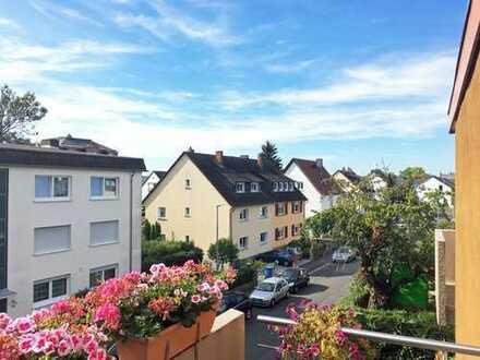 HEMING-IMMOBILIEN - Fernblick garantiert! Praktische 1,5-Zimmer-Eigentumswohnung