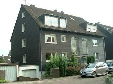 3 Raum Maisonettewohnung mit Garten, Südbalkon und Terrasse in ruhiger Lage von Essen-Heisingen