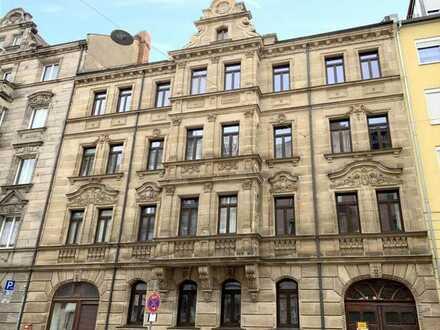 Schöne Wohnung in Fürth - 2 Zimmer mit Balkon - WG-geeignet!