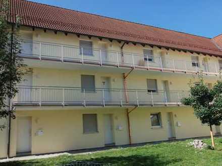 Voll möblierte 2-Zimmer-Wohnung mit Einbauküche und Balkon in Sonneberg/Thüringen OT Hönbach
