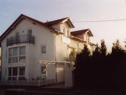 Helle 4 Zimmer Maisonettewohnung in Neu-Ulm Ludwigsfeld