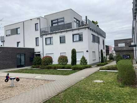 Exklusive, gepflegte 4-Zimmer-EG-Wohnung mit Balkon und EBK in Wiesloch