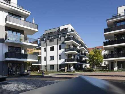 Traumhafte Wohnung mit Terrasse und GARTEN in der ehemaligen Kunstdruckanstalt Dr. Trenkler - Co