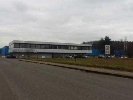 11_VH3364 Industriebetrieb / ca. 40 km nördlich von Schwandorf