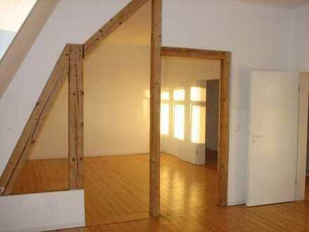 3,5-Zimmer Lichtdurchflutete Maisonette / Über den Dächern von Mannheim