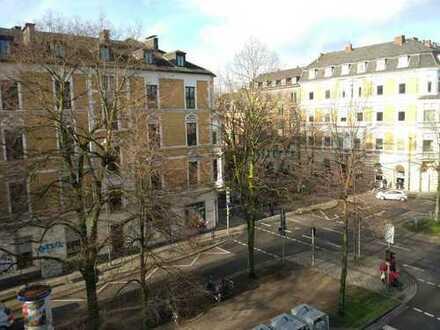 12qm Zimmer in 2er WG (60qm) im Frankenberger Viertel