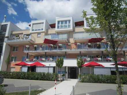 Seniorenwohnung, 2-Zimmer-DG mit Terrasse in Villingen-Schwenningen