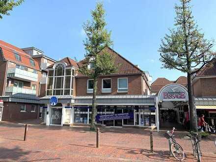 Großzügiges Ladengeschäft über 2 Etagen mit großen Schaufensterfronten im Herzen von Bad Zwischenahn