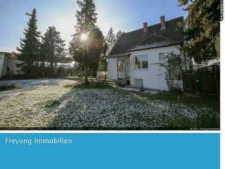Gemütliche Doppelhaushälfte mit Einliegerwohnung nur 3-Fahrminuten zu BMW Landshut - Provisionsfrei!