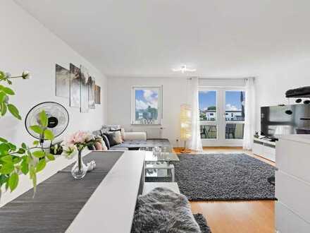 KAPITALANLAGE - herrliche 2-Zimmer-Wohnung mit Balkon