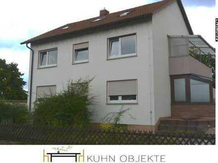 Eigentumswohnung mit Balkon und Garten in 2-Fam. Haus
