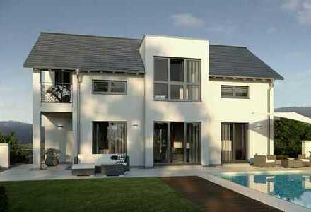 Architektenhaus elegant und modern, MIETE REIN, EIGENHEIM REIN