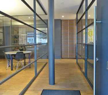 Moderne und repräsentative Bürofläche in saniertem Wohn- und Geschäftsgebäude