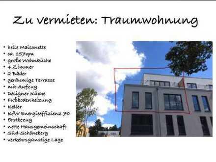 Helle Maisonette Traumwohnung in Süd-Schöneberg zu vermieten