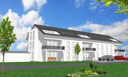 NEUBAU 4,5 Zimmer Erdgeschosswohnung in Grafenberg