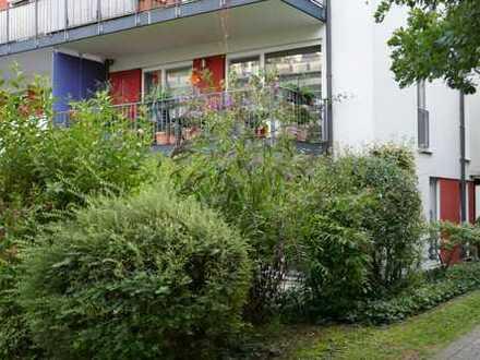 Schöne ruhige Gartenwohnung in München, Forstenried *Prov. frei*