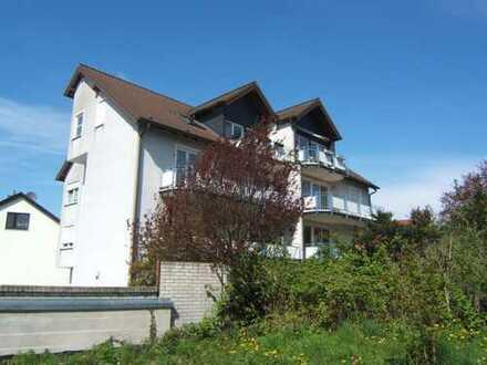 Helle 3 Zimmer-Wohnung in Hagen-Boele mit großem Balkon