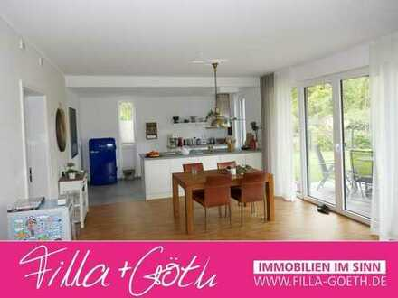 Neubau-Erdgeschoss: 3 Zimmer mit Garten! GT-Nähe LWL-Klinken!